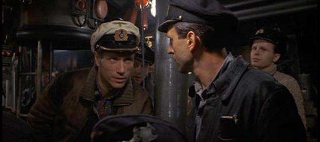 фильм на подводной лодке находятся
