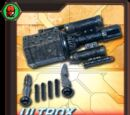 Alien Racers Ultrox Quadra Cannon