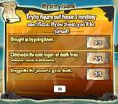 Mystery Island Quests