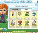 CityVille Mailbox