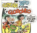 Chicha, Tato y Clodoveo