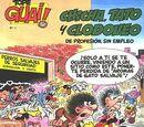 Historietas de Chicha, Tato y Clodoveo