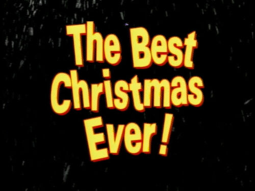 Wee sing the best christmas ever christmas specials for Best holiday cards ever