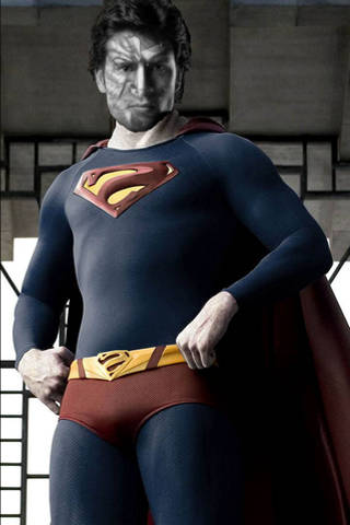 Image - Smallville- Bizarro Superman.jpg | DC Live Action ...