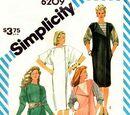 Simplicity 6209