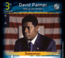 David Palmer - Man of the People (1E)