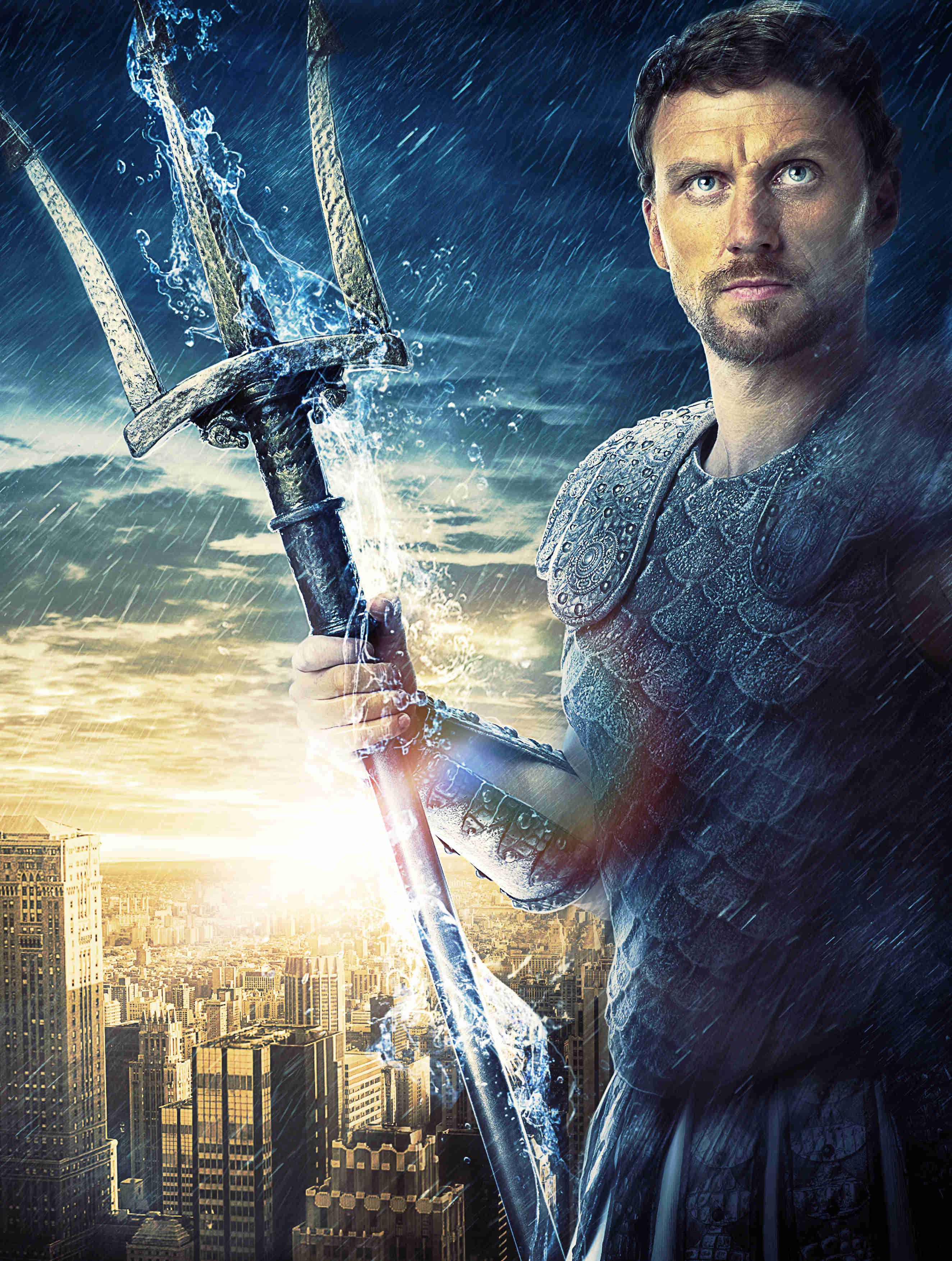 Poseidon's Trident - Riordan Wiki - Percy Jackson, The ...