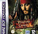 Piratas del Caribe: El Cofre del Hombre Muerto (Videojuego) (gba)