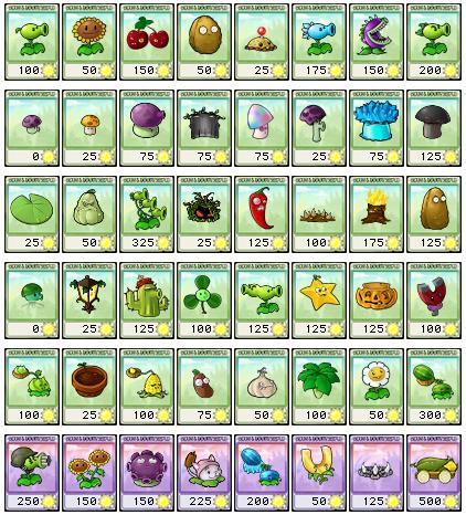 bonecos do game plants vs zombies garden warfare select plants