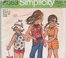 Simplicity 5053
