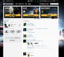 Bovell/Update: Website gate for Battelog surfaces. First screenshots of Battlefield 3's Battlelog released.