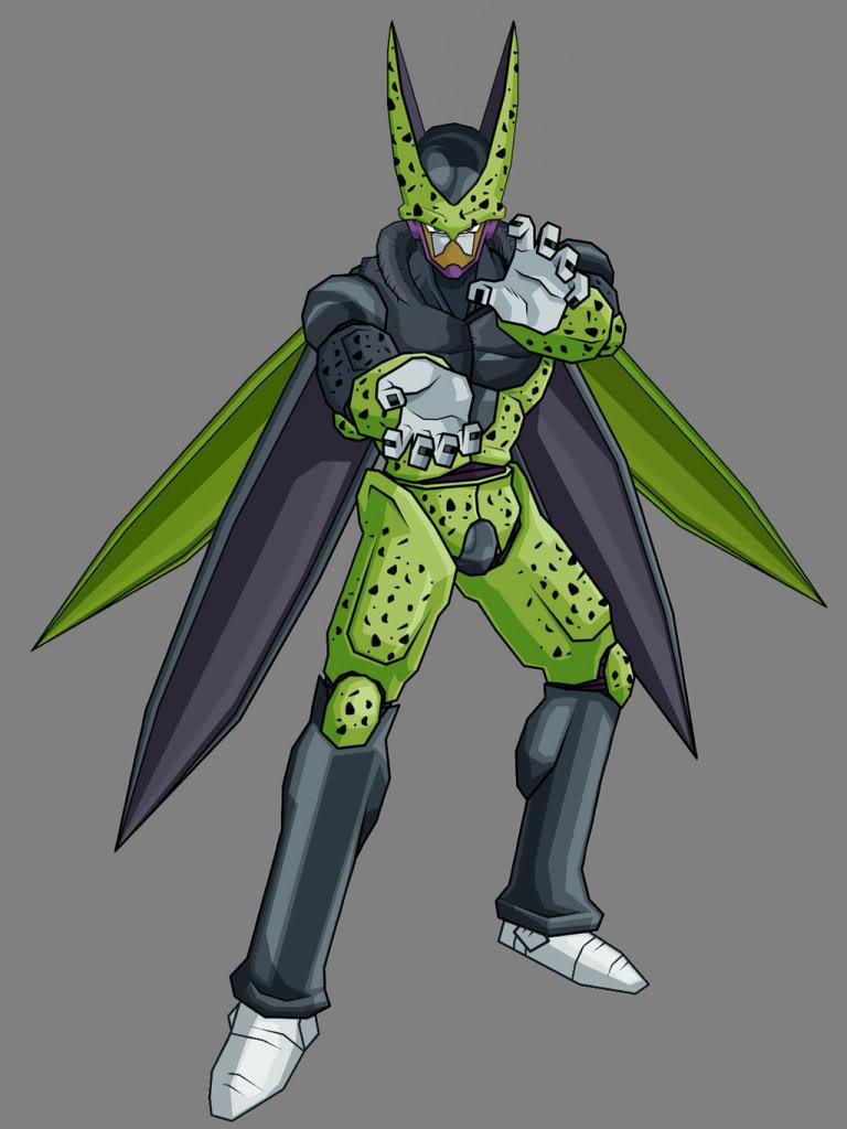 Image - Cell final form.jpg - Dragonball Fanon Wiki