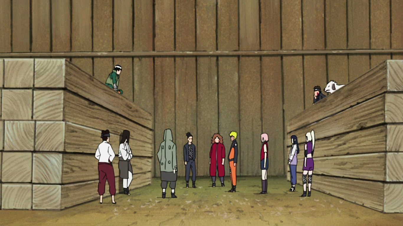 konoha 11 meet to discuss sasuke naruto