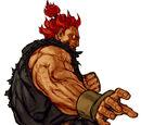 Capcom vs. SNK 2 Character Images