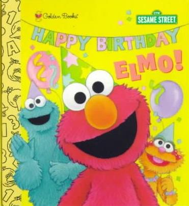 Book Happybirthdayelmo Elmo Happy Birthday