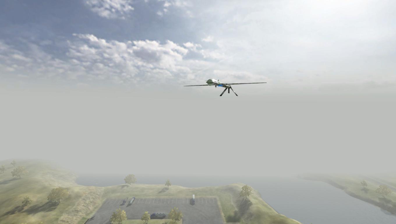 Predator UAS Family Achieves 150,000 Flight Hours