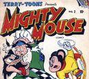 Mighty Mouse Comics Vol 1 2