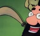 Professor Hercules Tarragon