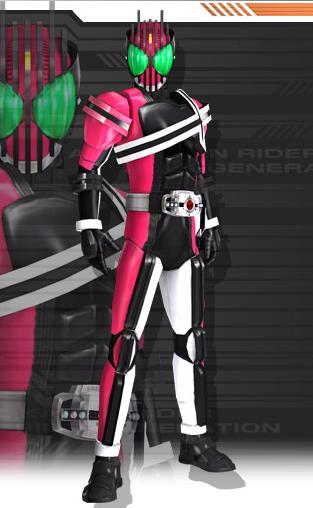 Decade - All Kamen Rider Generation Wiki