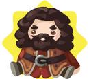 Gamekeeper Wizard Plushie