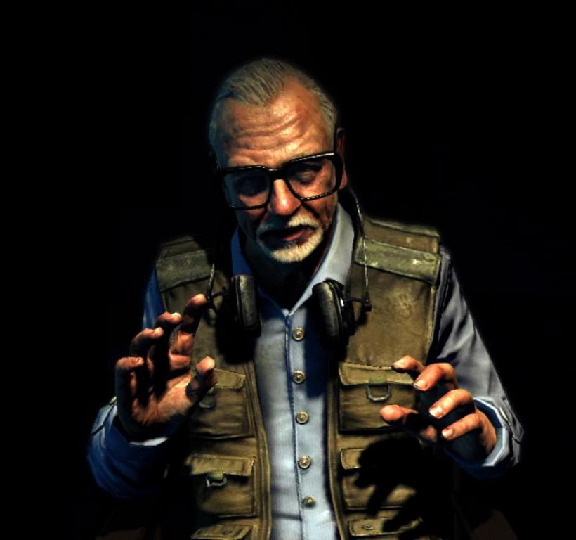 George Romero Glasses