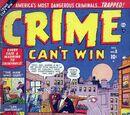Crime Can't Win Vol 1 8