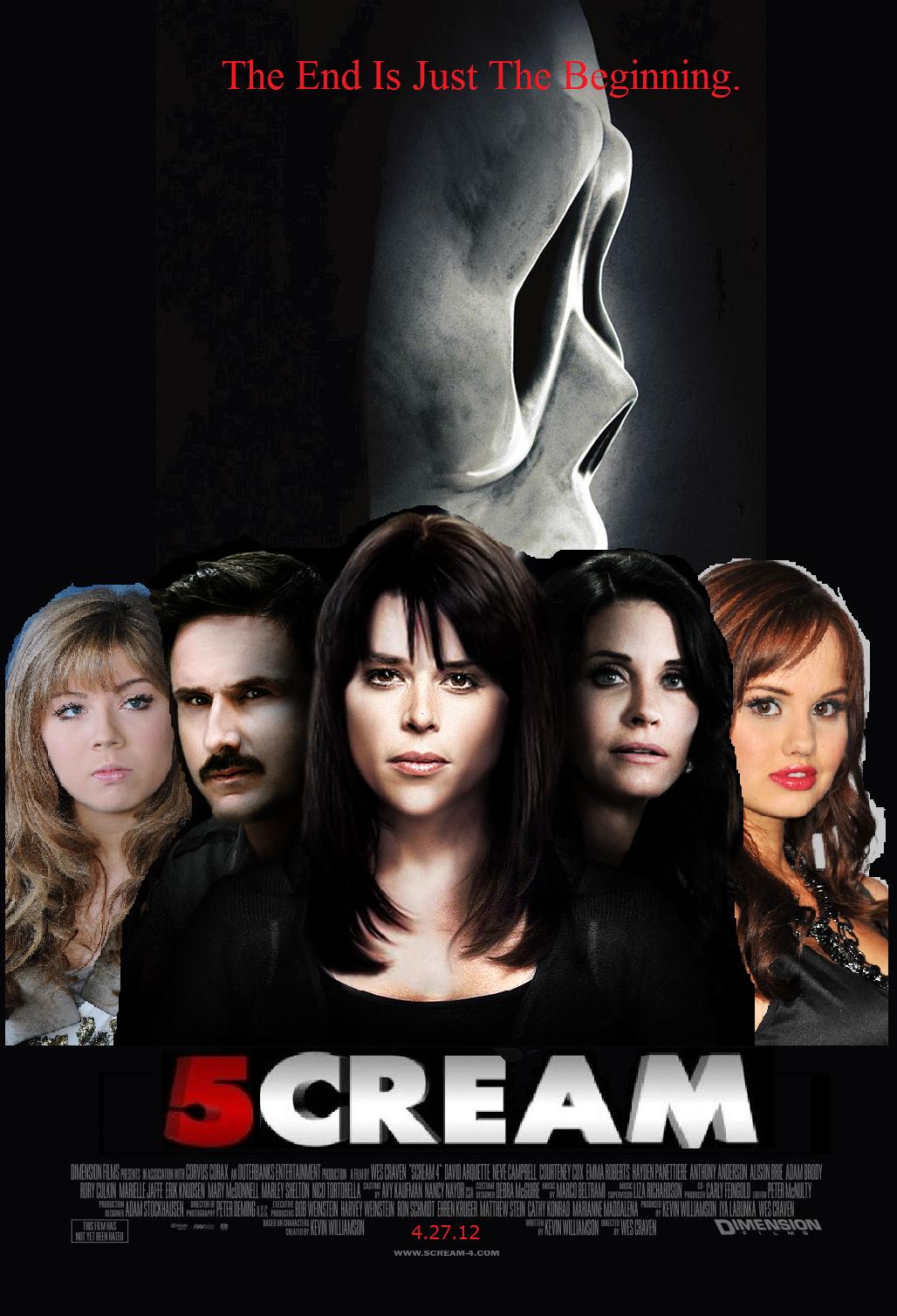 Talk:Scream 5 - Ceauntay Gorden's junkplace Wiki Ryan Phillippe Wiki