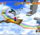 Camino del arco iris