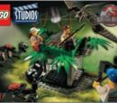 LEGO 1370 Raptor Rumble Studio