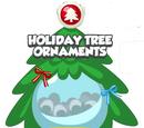 Holiday Tree Ornament Mystery Egg