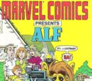 ALF mini comic