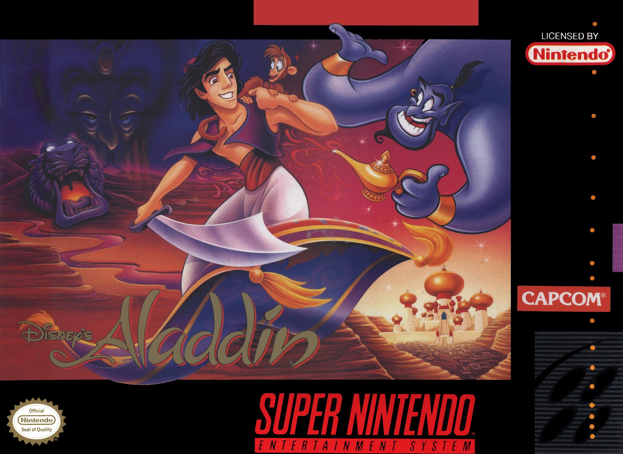 Aladdin Snes Cheats