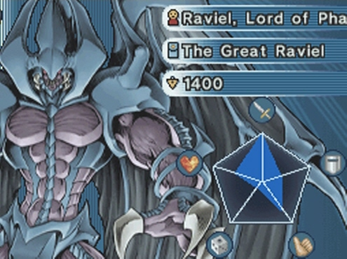 Raviel  Lord of Phantasms  character Yugioh Gx Raviel Lord Phantasms