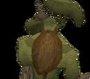 Gigante de líquen