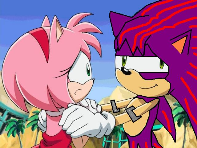 User blog:Mewkat14/FAVORITE CRAZY COUPLES - Sonic News ...Amy And Sonic Wedding