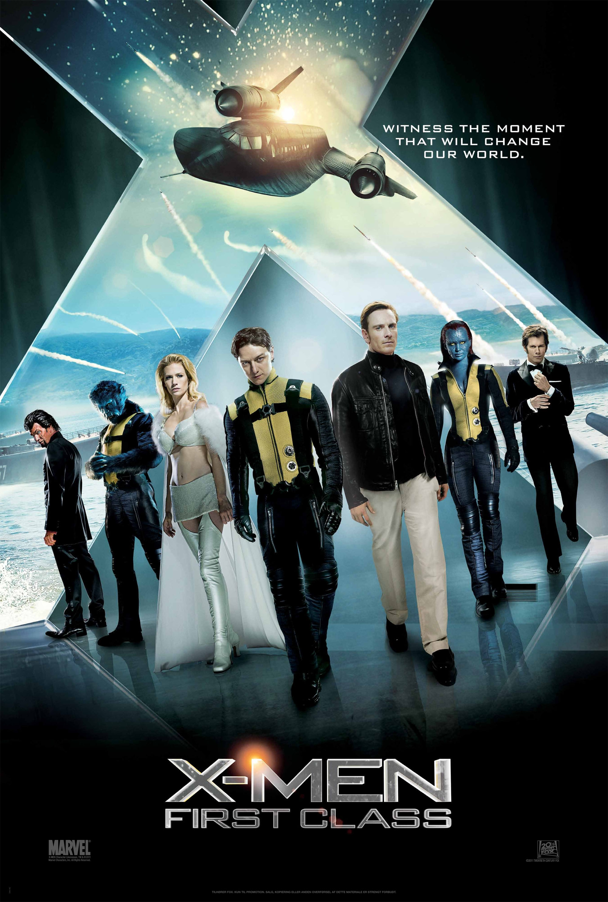 File X-Men First Class poster 2 jpgX Men First Class 2 Poster