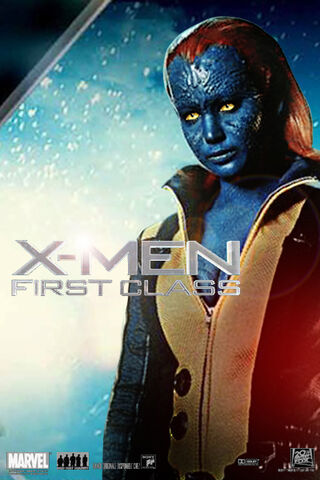 Size of this preview  320   215  480 pixels  X Men First Class 2 Poster