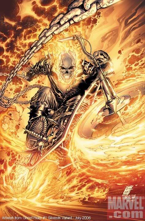 Gambar Ghost Rider