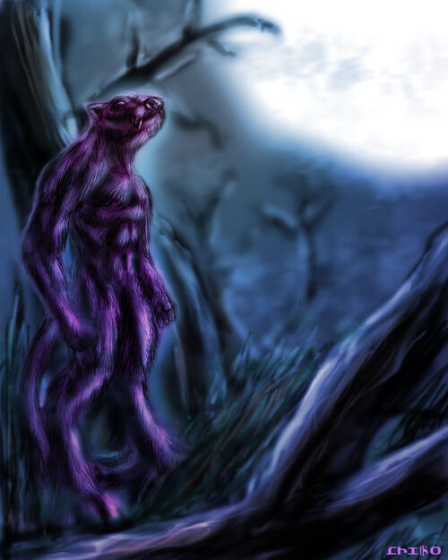 Werepanthers Origin