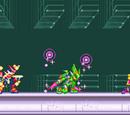 Mega Man Zero 2 screenshots