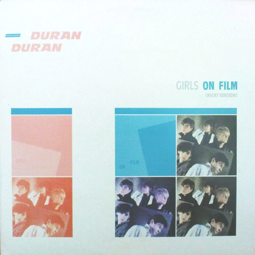 Duran duran girls on film uncensored long version 1981 - 4 1