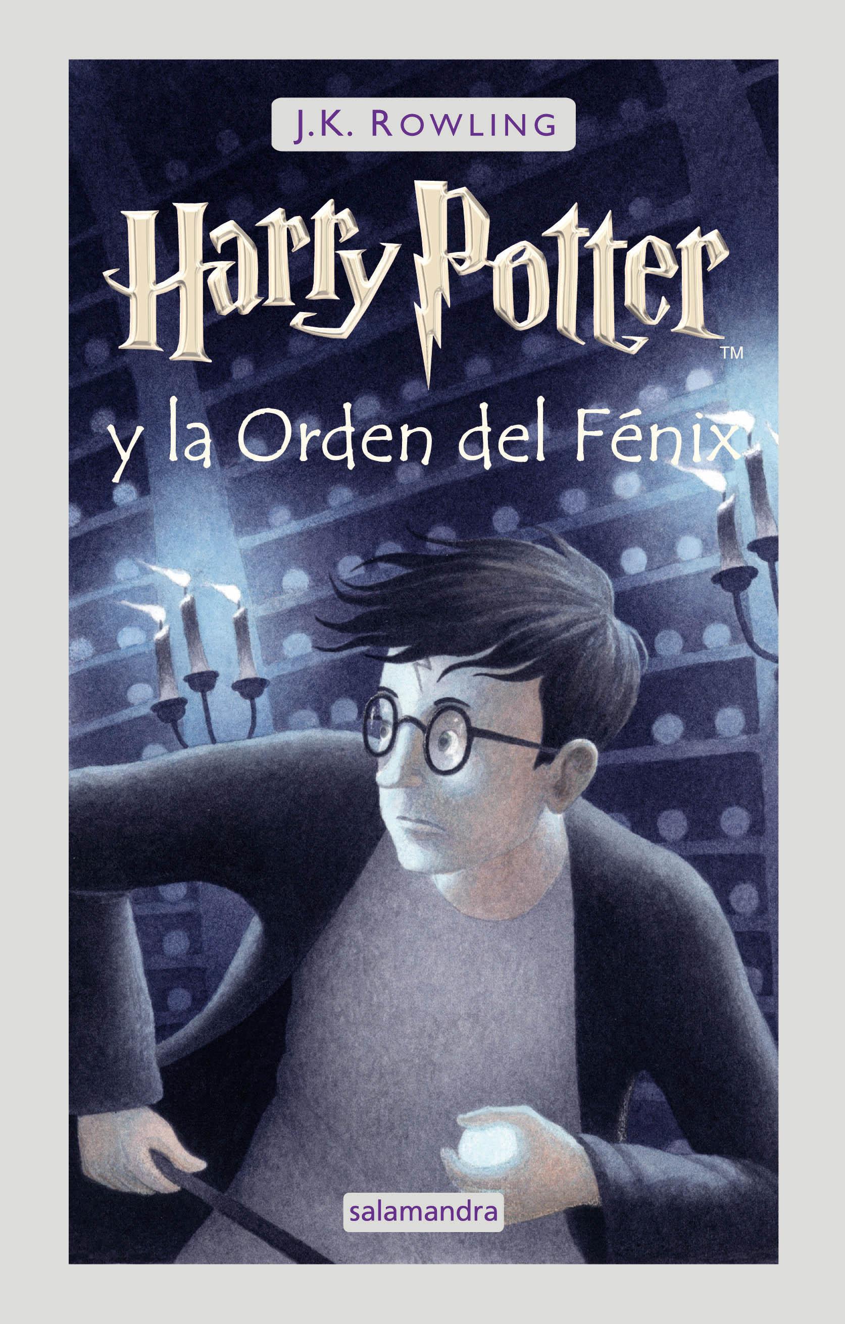 Descargar harry potter y la orden del f nix pdf for Espejo y reflejo del caos al orden pdf