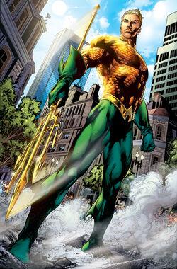 Aquaman Orin