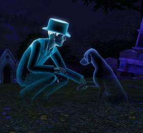 Sims  Cats And Dogs Pet Ghosts