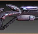 Fusil à pompe à plasma geth