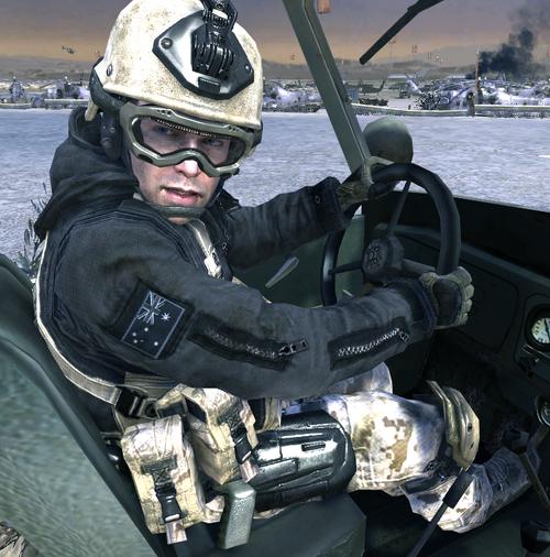 Rook (Modern Warfare 2) - The Call of Duty Wiki - Black Ops II.