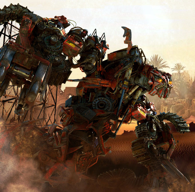 Rampage (Transformers Film Series) - Villains Wiki ...