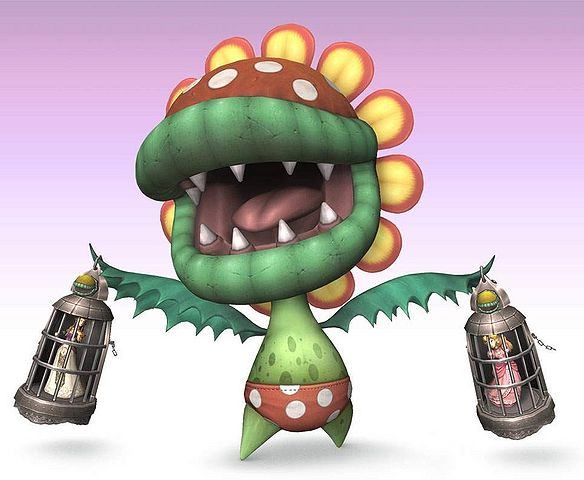 Dark Bowser together with Petey Piranha as well Edenia as well Episode 11 additionally Earth. on fanon characters
