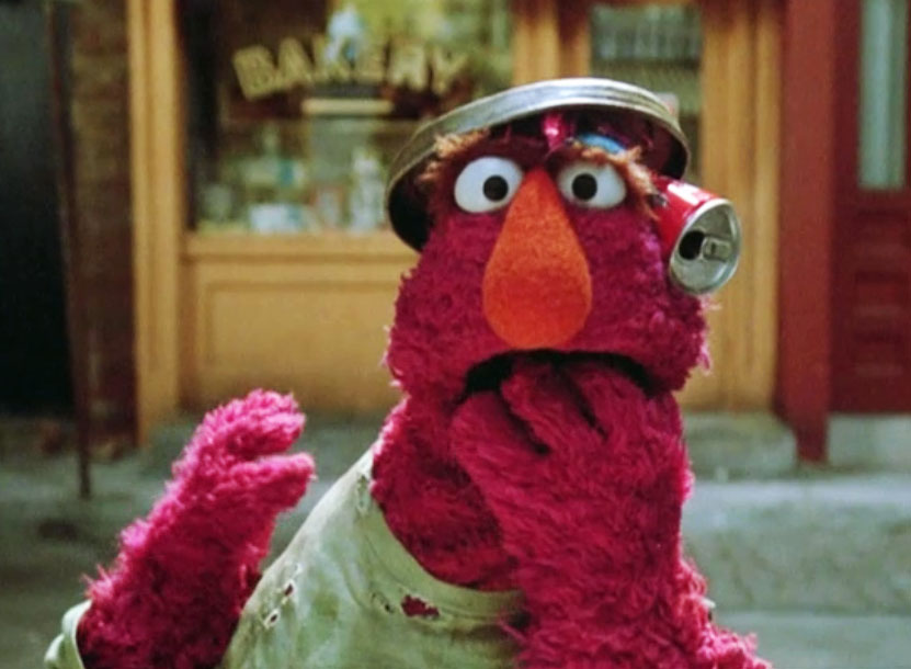 telly monster muppet wiki