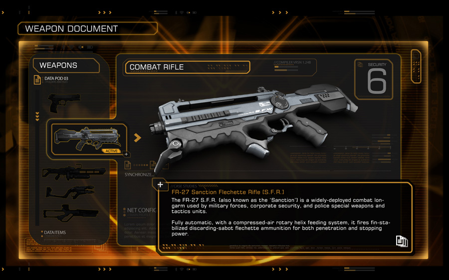 More Popular Weapon Designs: More Ergonomic, More Practical | Page
